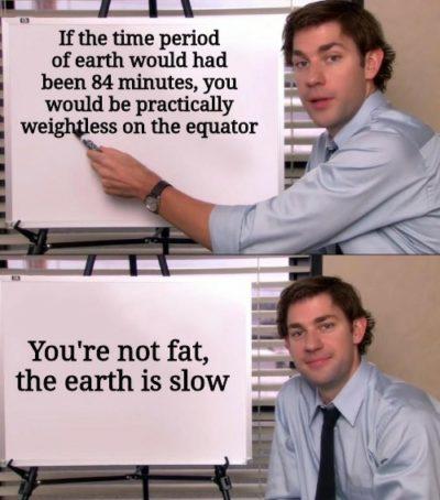 Yeah science bitch