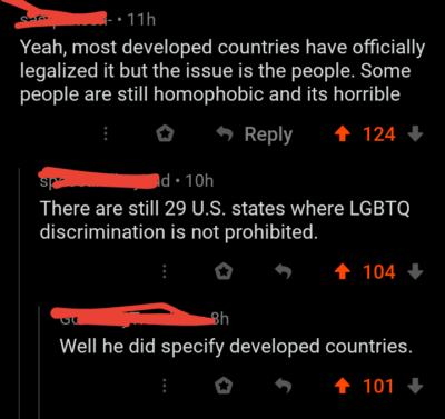 Damm I am happy I do not live in america