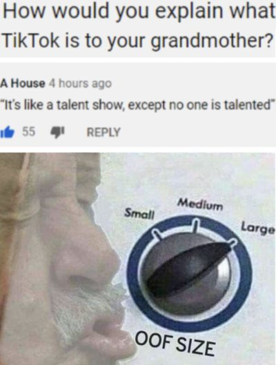 Of course this I found this on r/memes