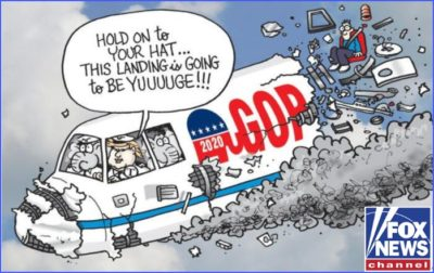 "Republican party bracing for the ""biggest"" election losses ever.."