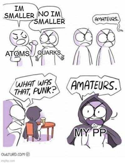 THEY ARE AMATEURS