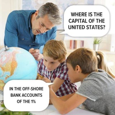Where's the capital of the USA?