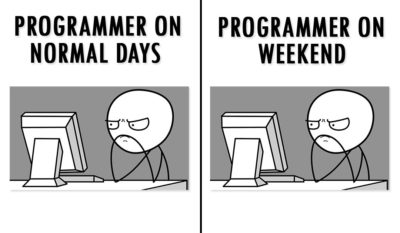 Nothing Changes If Nothing Changes – Programmers Life