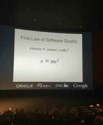 Computerized relativity