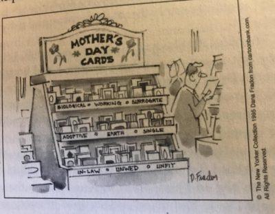 Modern mothers bad