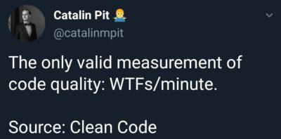 WTFs/minute FTW