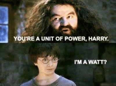 Harry Potter + Science