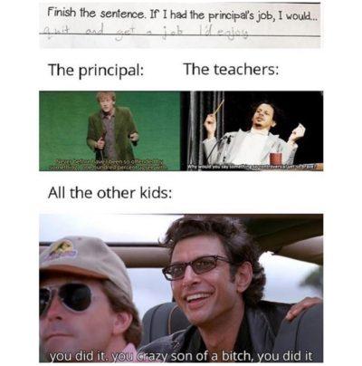 Actually laughed at the original meme