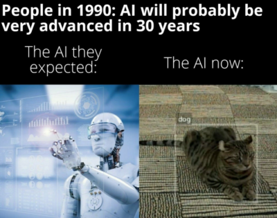 Ai is not destroying humanity.