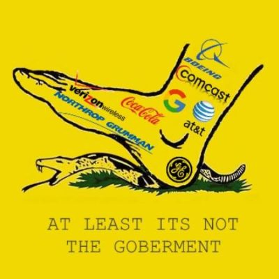 Libertarians in a nutshell