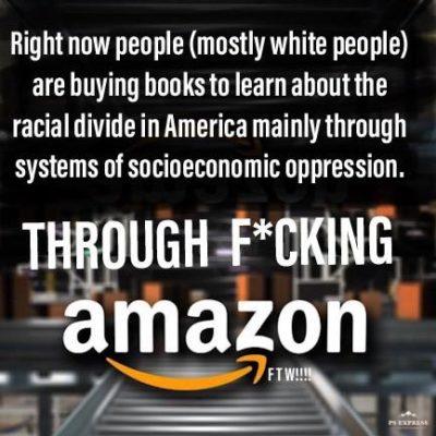 The Amazon reality.