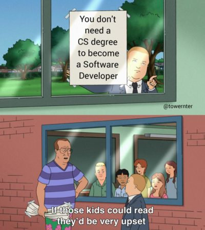 If those kids could read