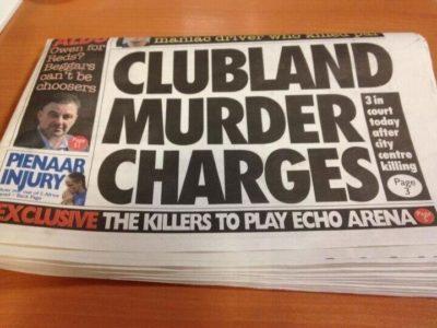 Talented murderers