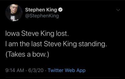 bye Steve