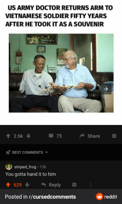 Found this on r/cursed_comments