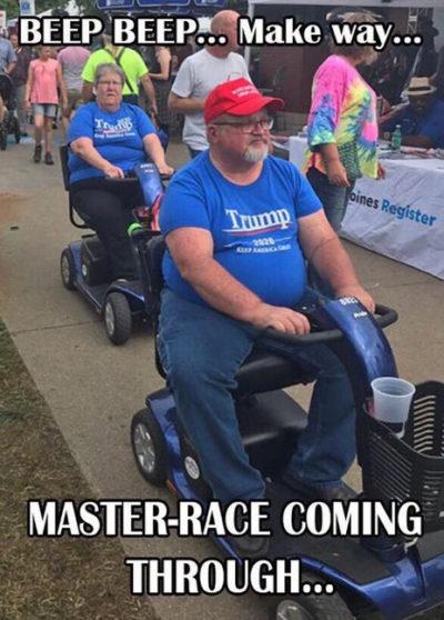 Trump Train 🚞