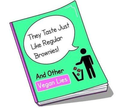 The grocery stores still have plenty of vegan food left