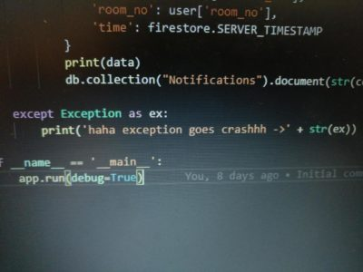 Superior exception handling