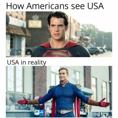 Being from the US I fully agree.