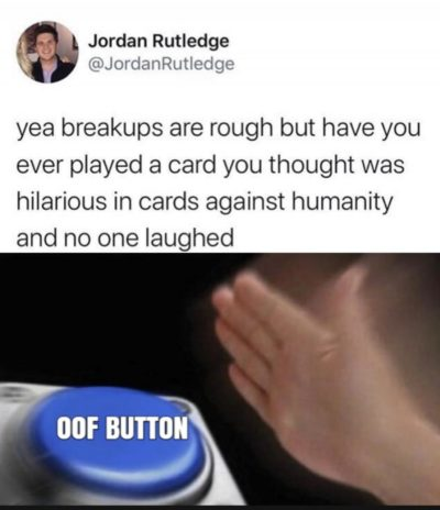 Oof Button
