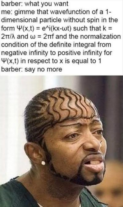 Teacher asked me to keep all the equations in my head