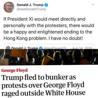 Ok, Donald