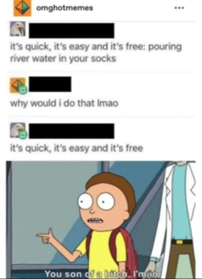 It's quick, it's easy, and it's free