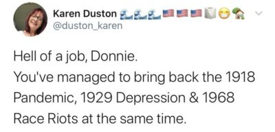 Go off, Karen!
