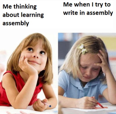Assembly is a great way to turn to alcoholism