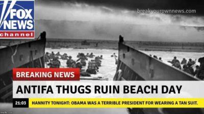 Damn Antifa