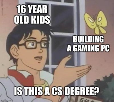 PC Gamers…