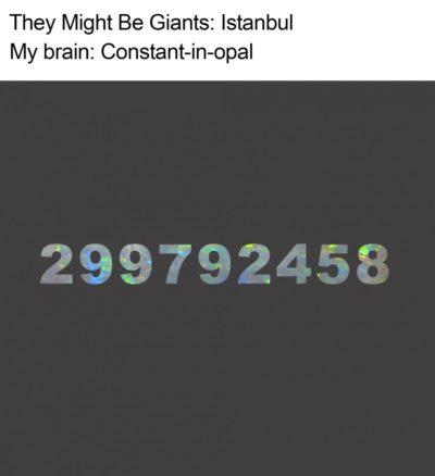 Constant-in-opal