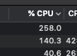 Java process eating up all of my cpu… wait a minute