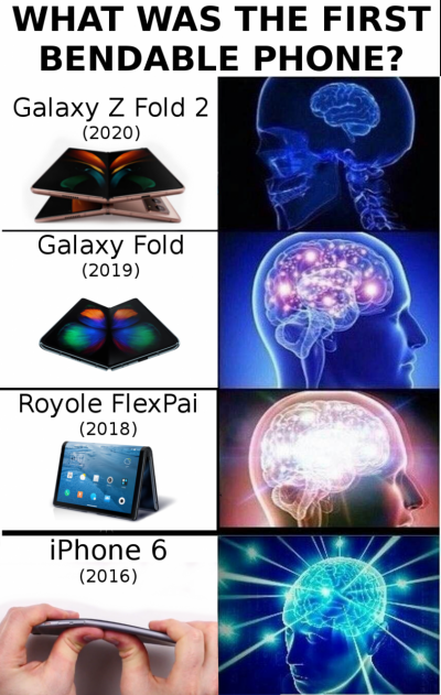 Apple fans will downvote